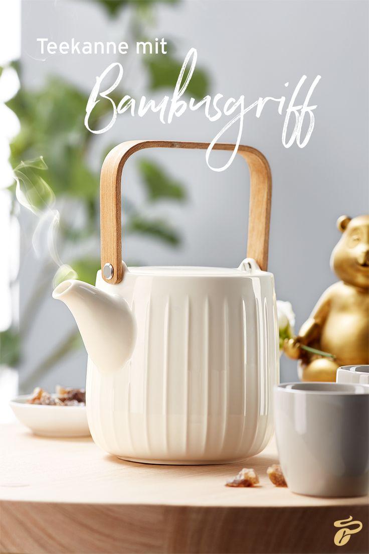 Für alle Tee-Fans: Die Teekanne mit Bambusgriff! 😍 #wintersale #tchibo