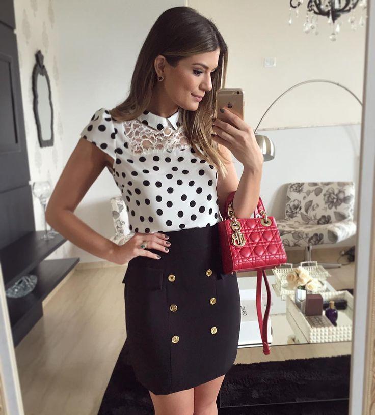 Cute skirt (I prefer it a wee longer though)