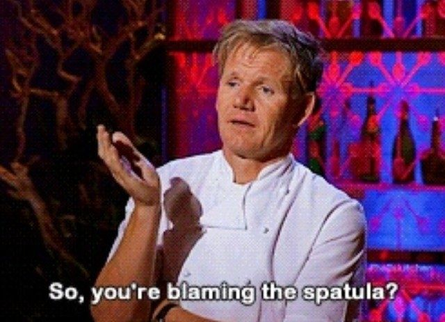 19 Times Gordon Ramsay Was Absolutely Iconic
