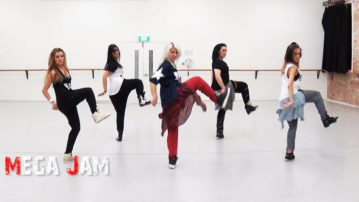 Since dancing isva fun way to exercise.....'Anaconda' Nicki Minaj choreography by Jasmine Meakin (Mega Jam)