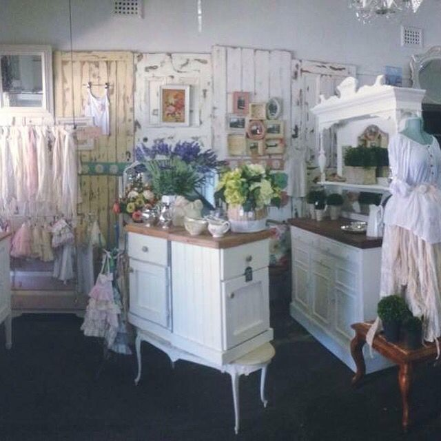 A pretty section of our shop