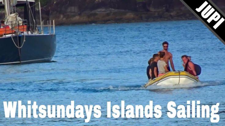 Whitsundays Island Sailing Adventure