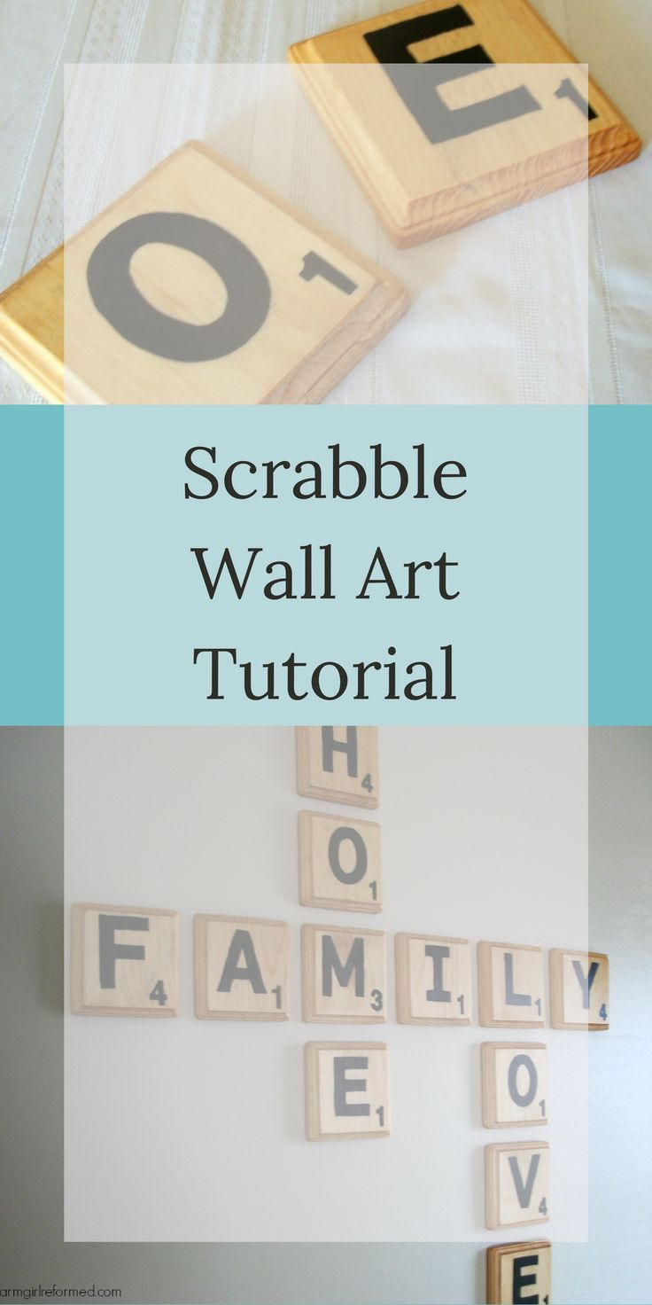 Best 20 Scrabble Wall Art Ideas On Pinterest Scrabble