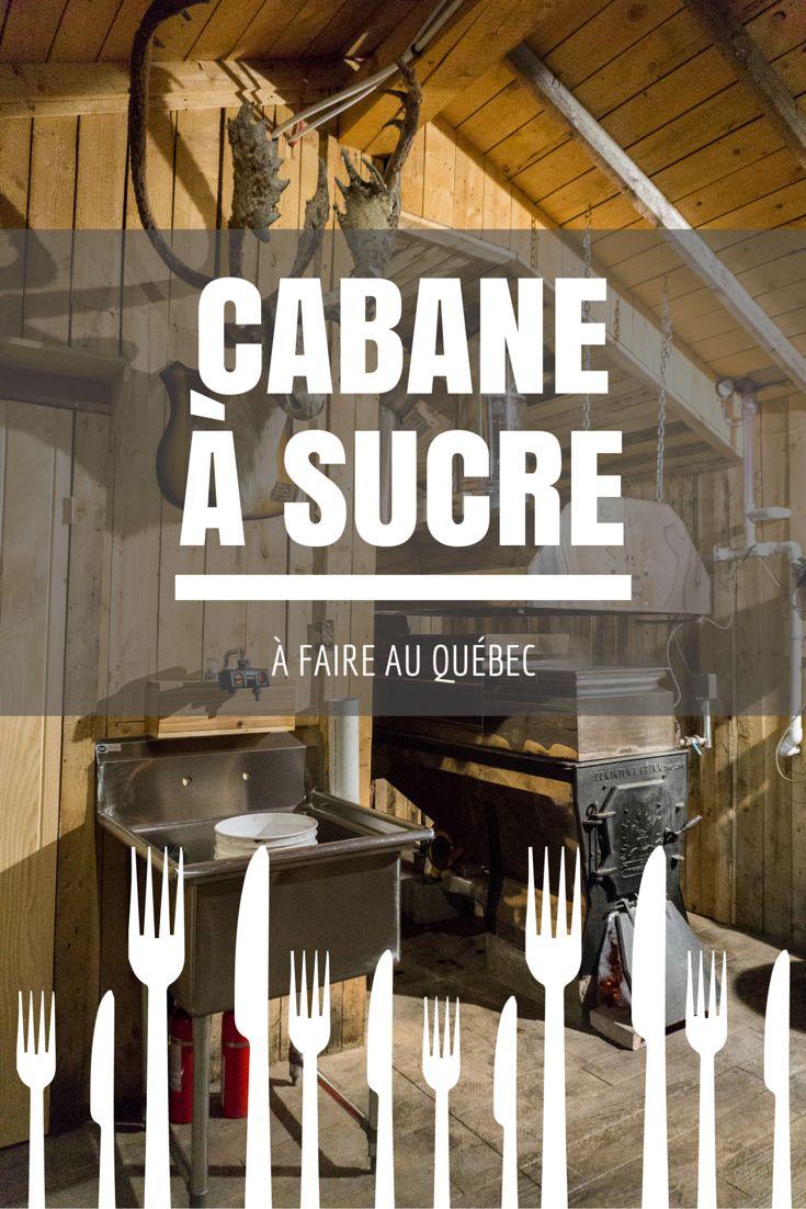 La Sucrerie du domaine, un endroit qui réinvente la tradition québécois de la cabane à sucre. Un détour à mettre à votre agenda si vous passez par Lanaudière au printemps.