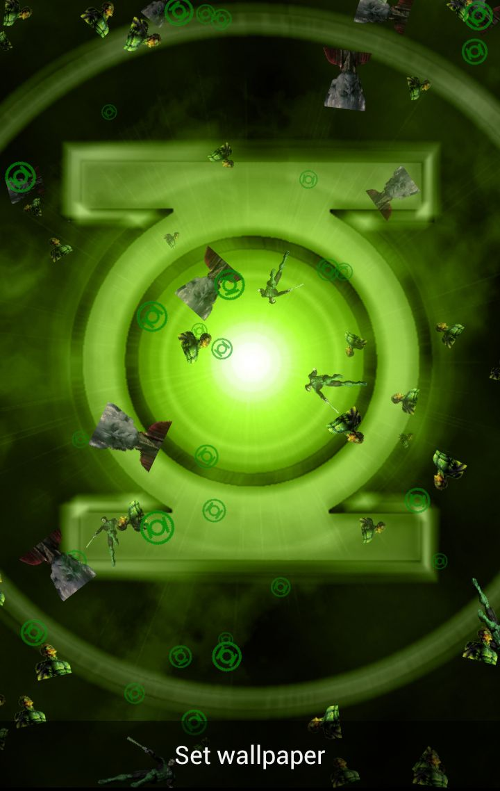 green lantern artwork wallpaper - photo #42