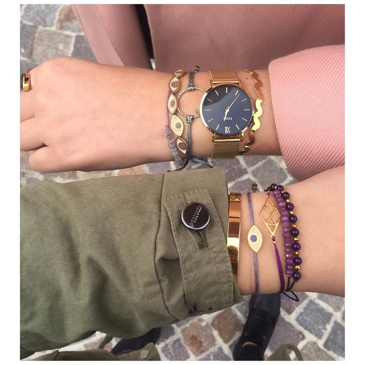 Sisters united  #mylifelikes #armcandies #armparty #bracelets #charms #evileyes #gold #silver #jewelry
