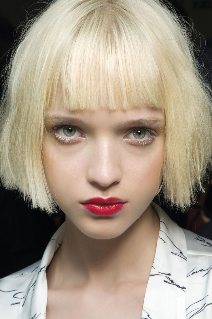 2019 2020 Short Hairstyles With Bangs For Lady Short