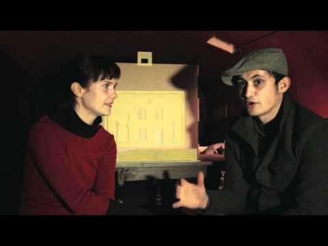 ▶ Illuminate Bath 2010 – Das Eisbuch – Davy & Kristin McGuire – YouTube; ein vid …