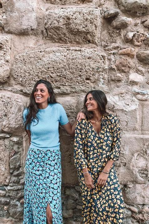 Maria Garcia De Jaime Y El Vestido Low Cost De Nueva Coleccion Perfecto Para Tallas Grandes Ideas De Vestir Vestidos Zara Moda