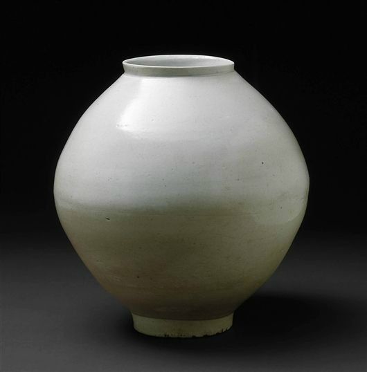 Full Moon Jar, Korea, early 17th Century