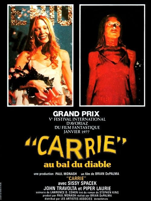 Carrie (1976) Full Movie Streaming HD