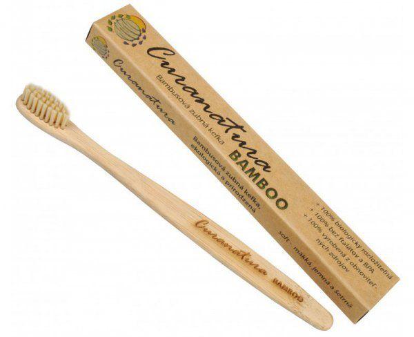 Curanatura Zubní kartáček Bamboo (extra soft)