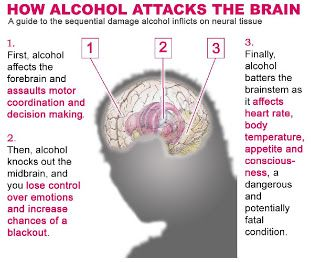 the dangerous effects of alcohol in the human body The effects of alcohol on a drinker's mind and a very dangerous tolerance, a long-term effect of alcohol in which the body becomes accustomed to.