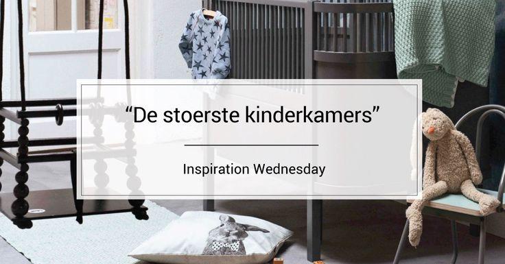 B l o g | Tijd voor een nieuwe Inspiration Wednesday. Speciaal voor alle mama's en papa's (to be).. de stoerste kinderkamers! Check: http://www.furnlovers.nl/inspiration-wednesday/inspiration-wednesday-de-stoerste-kinderkamers/.