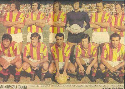 Galatasaray. 1970