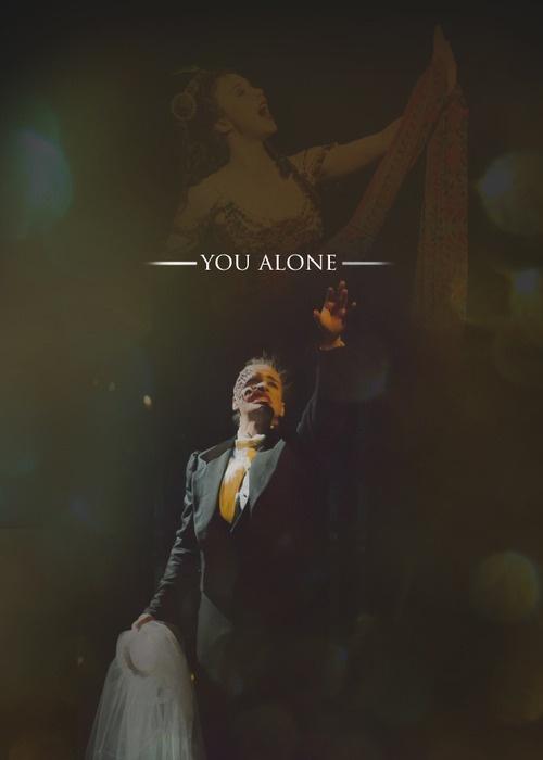 The Phantom of the Opera | Stage Play | Broadway | Hugh Panaro and Samatha Hill