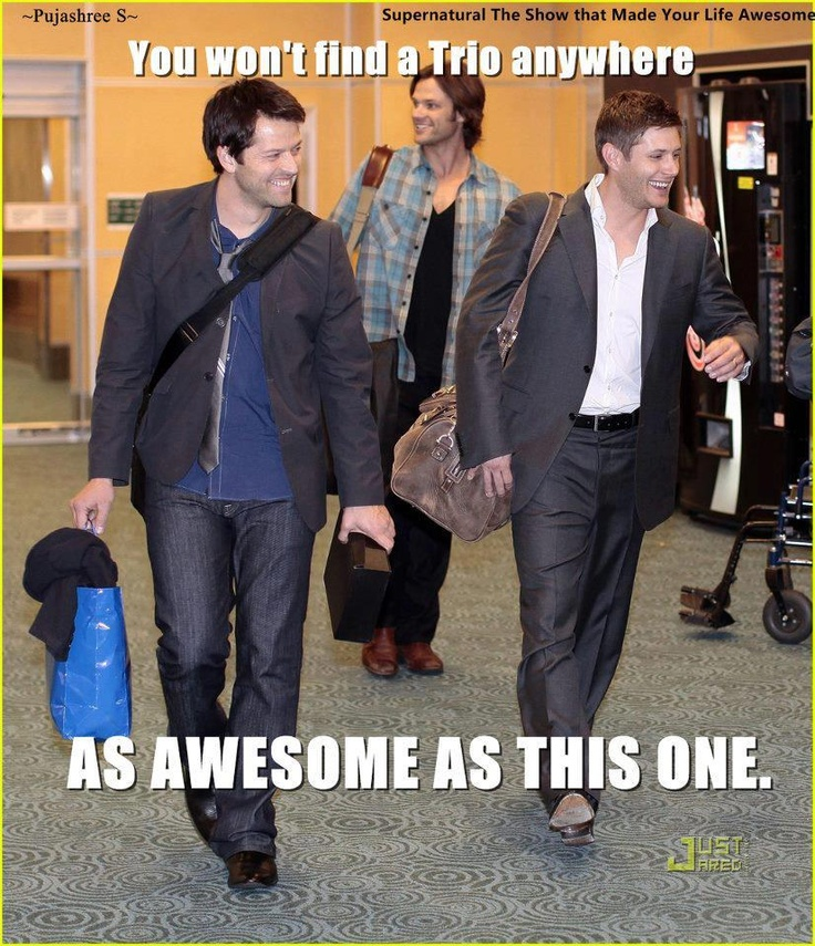 209 best All Supernatural All the Time! images on ...