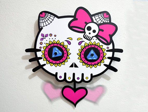 111 best Hello kitty images on Pinterest Sailor moon, Sailor moons - hello kitty halloween decorations