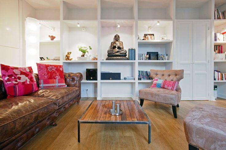 Bohèmes, classiques, contemporains, colorés ou originaux, les salons décorés par les professionnels ne manquent pas de style ! Trouvez le vôtre...