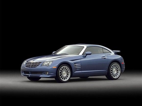 2006 Chrysler Crossfire SRT-6- Very nice looking car....I love it