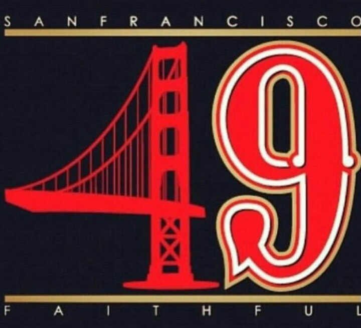 131 Best Images About San Francisco 49ers On Pinterest