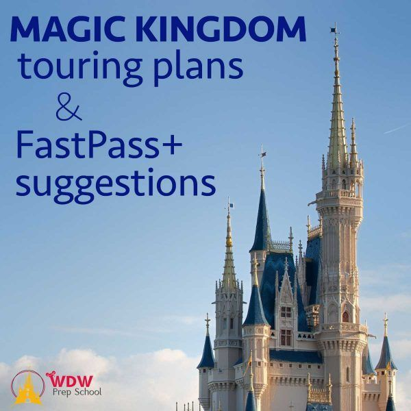 Disney World Tips | Magic Kingdom touring plans and FastPass+ suggestions