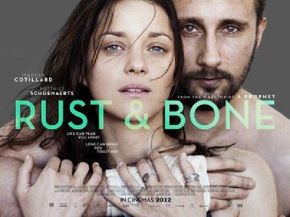 فلم رومانسي فرنسي De Rouille Et D Os مترجم Hd Movie Posters Movies Poster