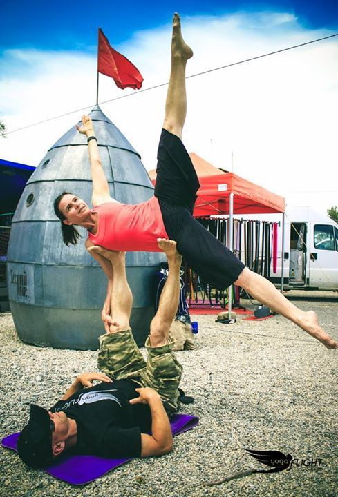 The Rocket Ship ... Second One yogaFLIGHT at Skydive Empuriabrava during the annual #Vector Festival boogie.  #yogaflight #windoor #empuriabrava #vectorfest #skydivempuriabrava #Proflyer #skydiver #yogaforskydivers #yoga #pose