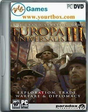 Europa Universalis 3 PC Game - FREE DOWNLOAD - Free Full Version PC Games and Softwares