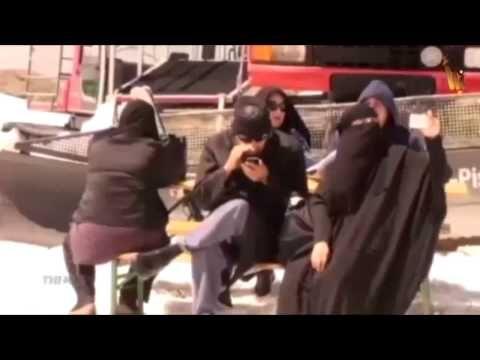 فضايح السواح الخليجين في أوروبا - YouTube