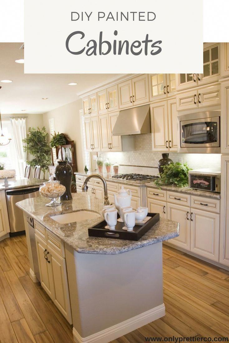 Farmhouse style antique kitchen. | Distressed kitchen ...