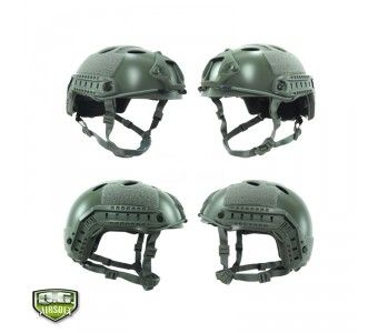 Capacete Tático Fast-P1 Foliage Green