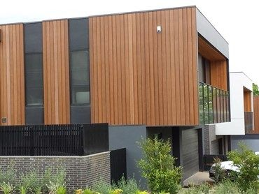 23 best etr vertical siding images on pinterest exterior for Architectural wood siding
