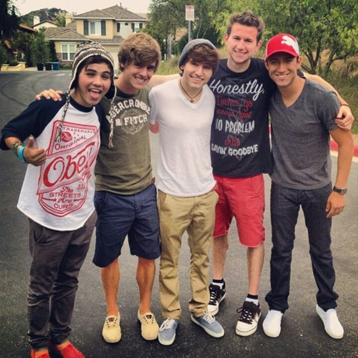 Our 2nd life! (sam,connor,jc caylen,ricky, and ricardo trevor and kian wow......