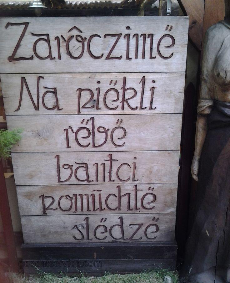 Kaszubska restauracja Jastrzębia Góra  #restaurant #Poland