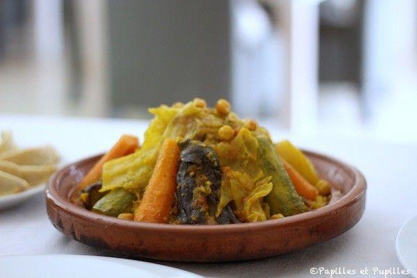 Couscous Marocain aux légumes