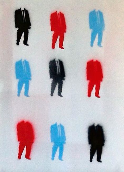 Nine Men via johnnyramstedt. Click on the image to see more!