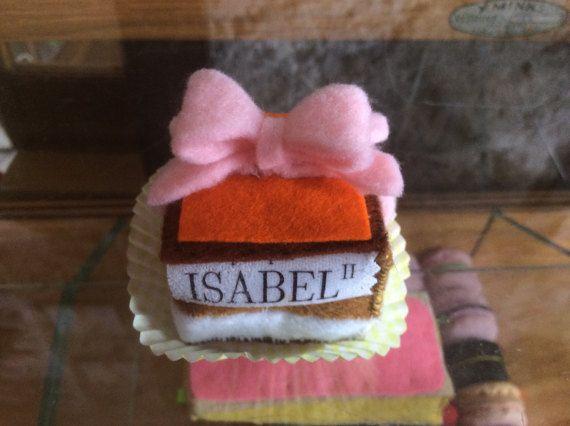 Lavendel taartje van fabriqueparISABEL op Etsy