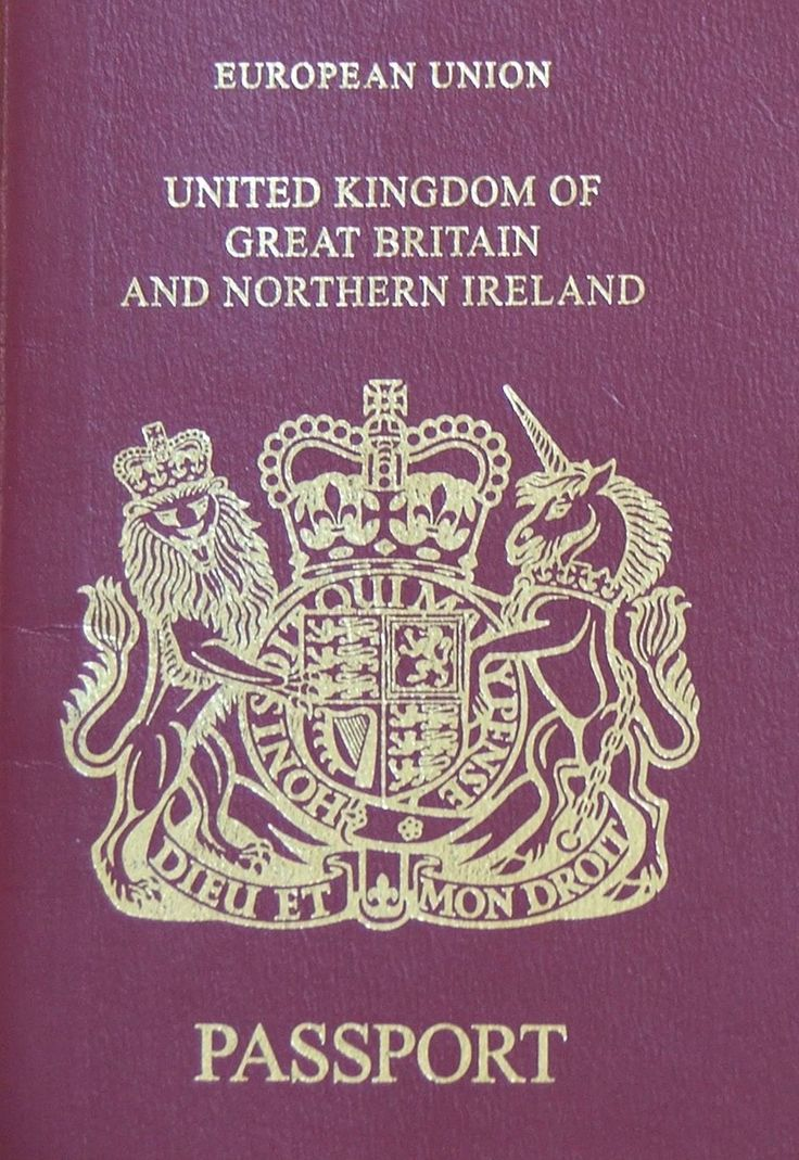 Passport British