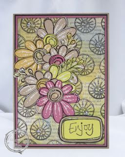Favourite Stamps by Kim Dellow.