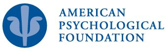 APF Violet and Cyril Franks Scholarship; Deadline: May 15, 2016;  supports graduate-level scholarly projects that use a psychological perspective to help understand and reduce stigma associated with mental illness.