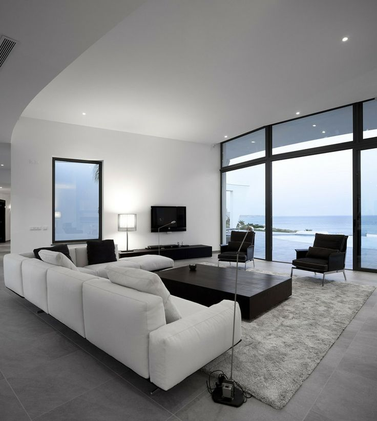 Remarkable House Design Living Space Concepts: Apartment. An Inspiring Contemporary Building In Colunta