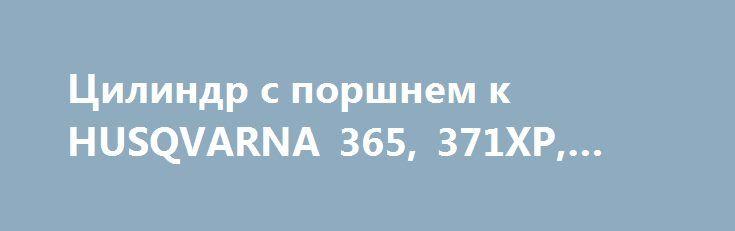 Цилиндр с поршнем к HUSQVARNA 365, 371XP, 372XP http://brandar.net/ru/a/ad/tsilindr-s-porshnem-k-husqvarna-365-371xp-372xp/  Поршневая группа к бензопилам марки HUSQVARNA 365, 371XP, 372XP, JONSERED CS2165, CS2171, CS2172. В комплекте поставки поршневой: 1. Хромированный цилиндр с покрытием промышленным хромом. Толщина покрытия 0,22мм. Твердость покрытия 70HRC. 2. Поршень из алюминиевого сплава с масло удерживающей насечкою. Диаметр поршня 48мм. 3. Поршневое кольцо толщиной 1,5 мм. 4. Палец…