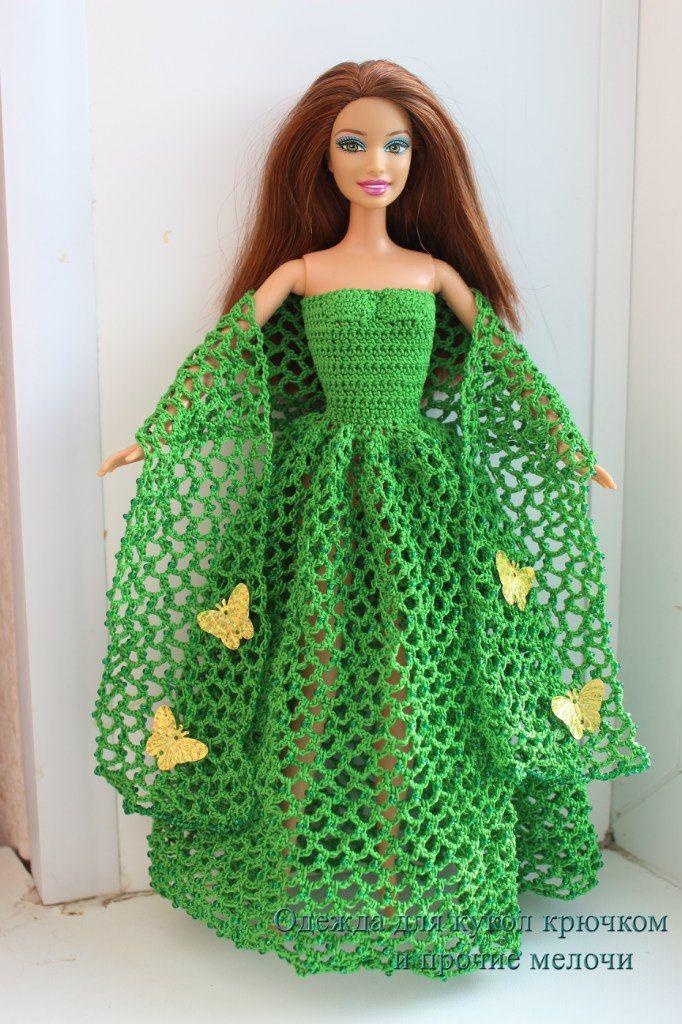 Вечерние платья для Барби – 10 photos | VK