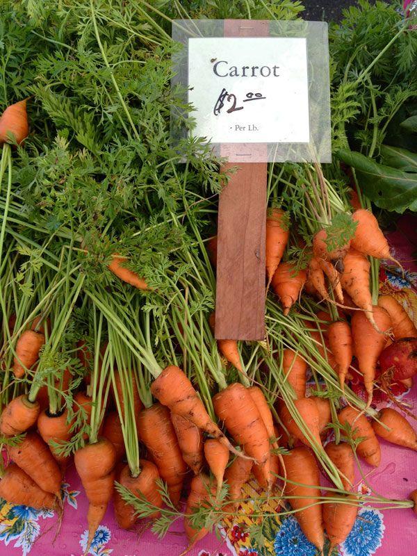 Locally grown produce - I'll start a windowsill garden if you will.