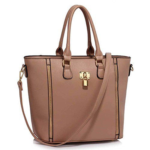 New Trending Shoulder Bags: Ladies Designer Faux Leather Style Cross Body Shoulder Satchel Women Bag Tote Handbag (E - Nude). Ladies Designer Faux Leather Style Cross Body Shoulder Satchel Women Bag Tote Handbag (E – Nude)  Special Offer: $14.99  299 Reviews 10% DISCOUNT ON YOUR SECOND PURCHASE WITH US. MESSAGE US AFTER PLACING YOUR ORDER. Add this bag to your shopping cart now! This Bag Is Made Of...