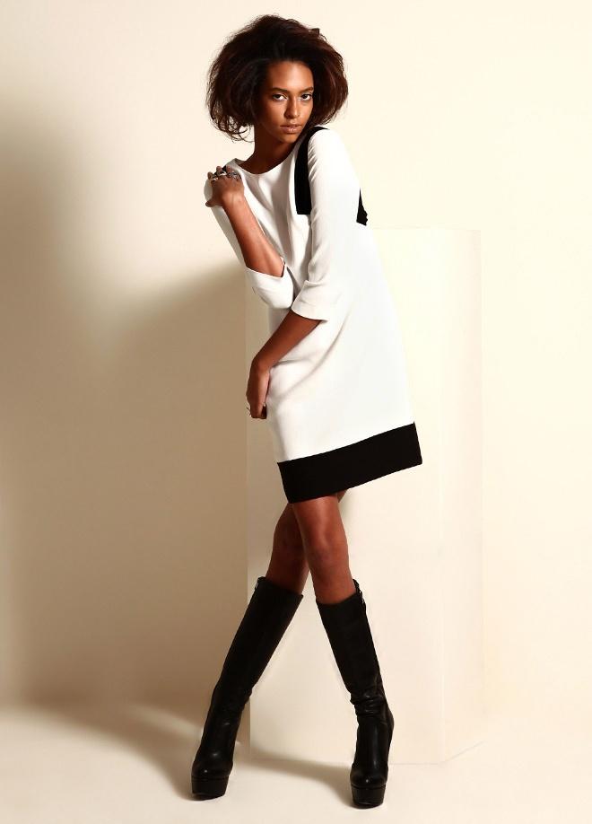 ELFE Elbise Markafoni'de 179,50 TL yerine 109,99 TL! Satın almak için: http://www.markafoni.com/product/3268795/