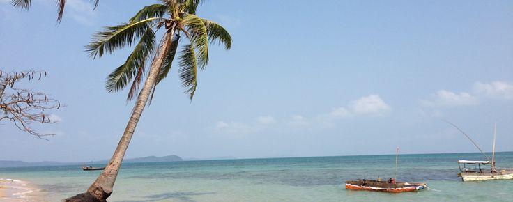 $150 Peppercorn Beach Resort - Ganh Dau - Phu Quoc Island, Vietnam