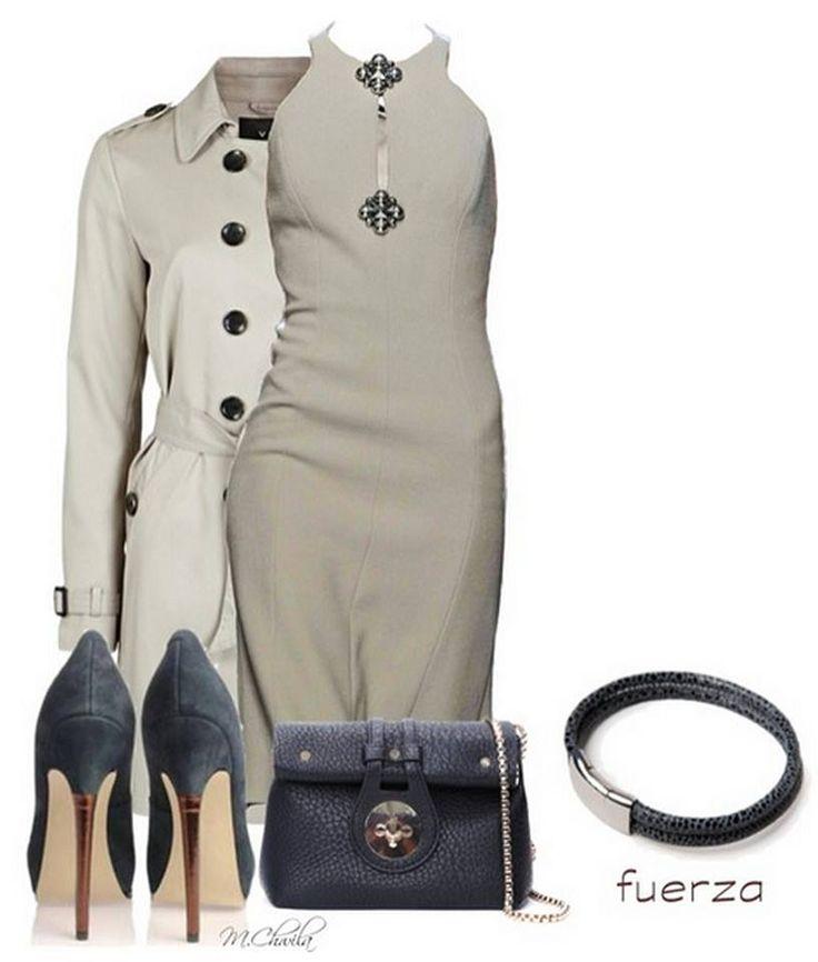 Stylizacja z Fuerzą - Bransoletka ze skóry naturalnej i stali szlachetnej z magnetycznym zapięciem. #fuerza #stylizacja #collection #kolekcja #fashion #stylization #woman #kobieta #beautiful #look #bransoletki #bransoletka #bracelets #bracelet #jewelry