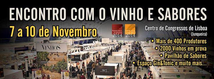 Oito emblemáticas provas de vinhos no Encontro com o Vinho e Sabores 2014. #revistadevinhos #vinho #gastronomia